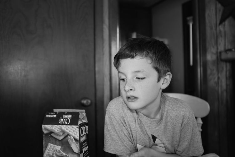 Visual Journal November 2017 Village of Western, Nebraska A Day In The Life Camera Work Candid Portraits Documentary Photography Everyday Lives FUJIFILM X100S Photo Essay Storytelling Thanksgiving Visual Journal Always Taking Photos Boys Candid Photography Child Childhood Children Only Close-up Day Elementary Age Grandma's House Indoors  Kidsphotography Kitchen Table Leisure Activity Monochrome One Boy Only One Person People Photo Diary Real People S.ramos November 2017 Small Town Stories