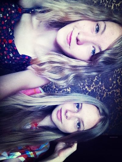 With Ann <3 Taking Photos