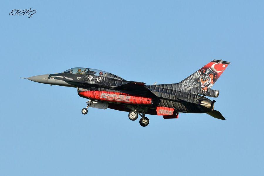 Tiger Meet Turk Hava Kuvvetleri Airforce F-16 Military Turkishairforce F16fightingfalcon