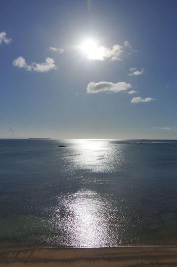 Sea Sun Buoy