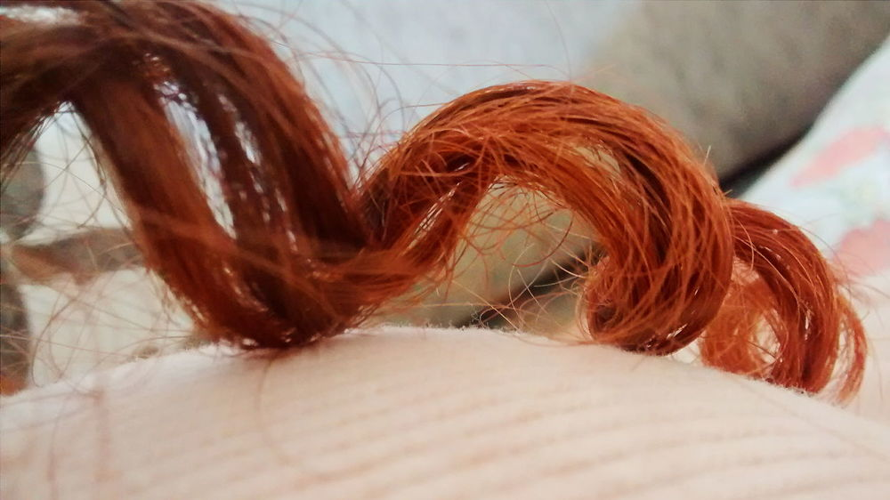 Hair Hairred Curls Headred Female Woman