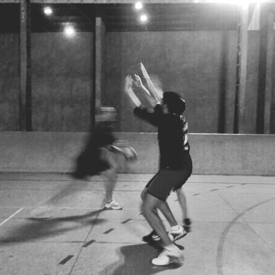 Handball saudade q eu tava disso