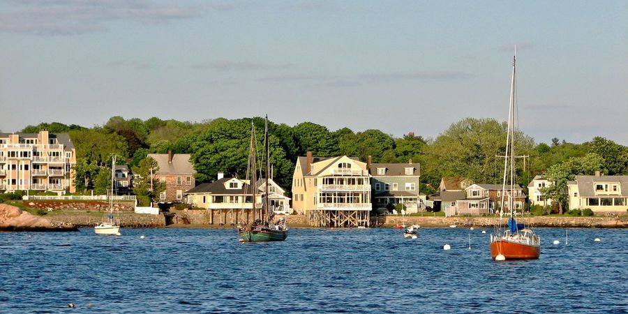 Architecture Boats⛵️ Building Exterior Built Structure Day Harbor Harbor View Mar Marina Nautical Vessel No People Ocean View Open Air Open Water Outdoors Sail Sky Transportation Water Waterfront