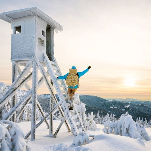 winter in germany Full Length Real People Winter Snow Cold Temperature Nature Shades Of Winter