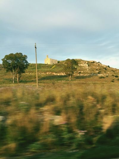 Litoraneasudsalento Salento Nature Natura Landscape Paesaggio Hill Collina Church