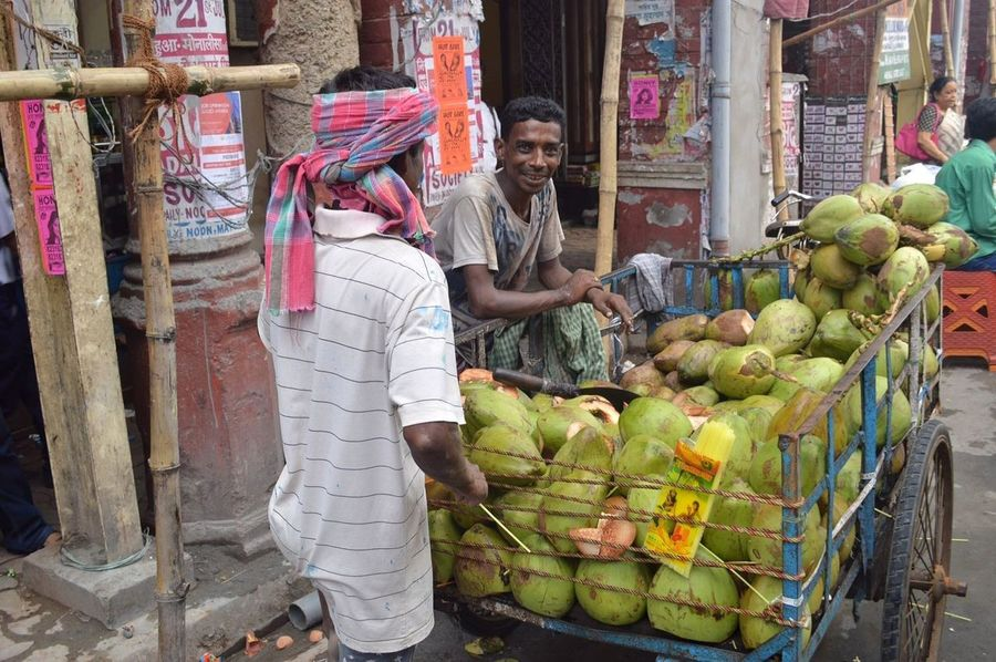 Kolkata India Day Fruit Market Food People Nofilter Nikond3200 August 2017 Second Acts Crafted Beauty