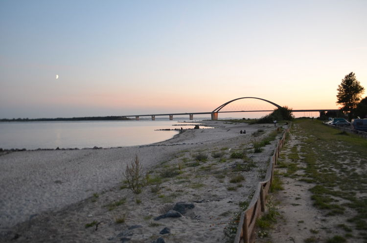 Baltic Baltic Sea Fehmarnsundbrücke Ostsee Vacations Beach Beauty In Nature Bridge Bridge - Man Made Structure Clear Sky Fehmarn Fehmarn Belt Fehmarnsundbruecke Germany Horizon Over Water No People Outdoors Sea Sky Sunset Travel Destinations Water