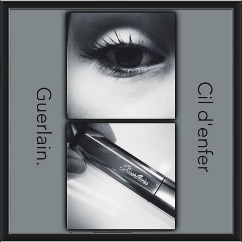 Cil D'enfer GUERLAIN Eyes Make Up Black And White