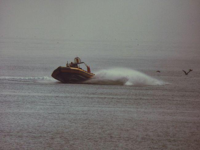 Change Direction Motor Boat Nautical Vessel Outdoors Scenics Sea Speed Spray Transportation Water