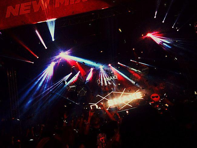 New Mix in The Mix Concert Djsnake Inthemix Epic