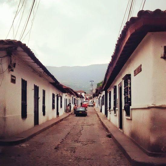 Colombia Calle Girón Santander Streetphotography