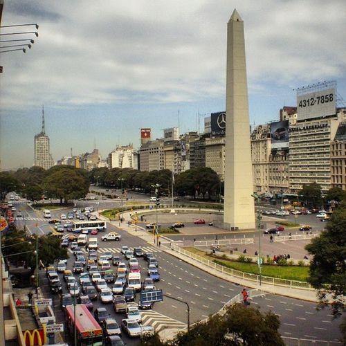 Buenosaires Bsas Obelisco Av9deJulio