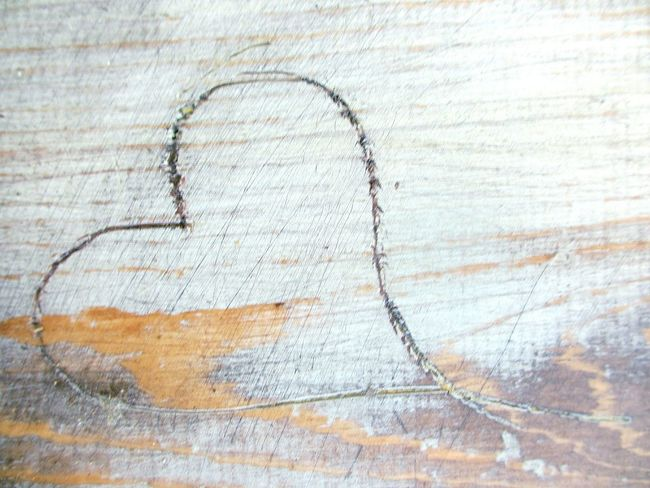 carved heart Full Frame Heart Shape Heart Carved In Wood Wood - Material Sentimental Boat Wood Weathered Wood White Background White Color White WhiteCollection White Collection