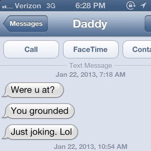 My Daddy Lol