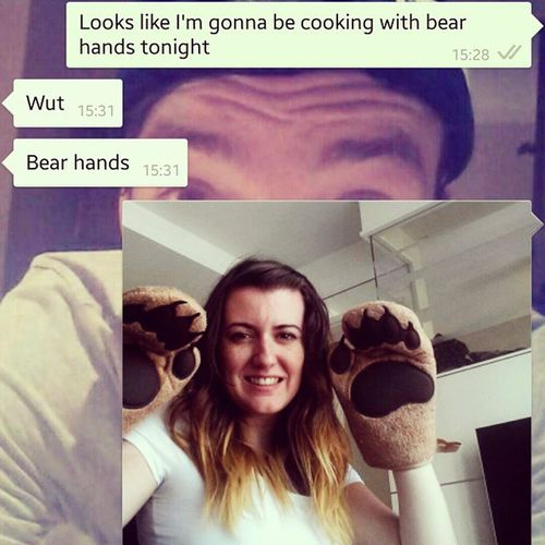 Bearhands Wordplay