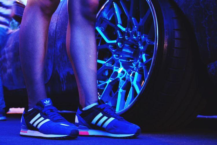 Faces&Laces Adidas парк горького Wheels