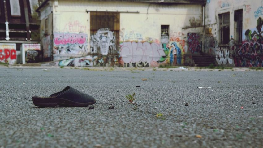 Shoes Abandoned Train Station Mission Mystery