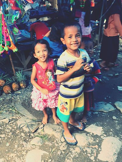 The future belongs to the curious. Sumatra  NorthSumatra Children Children Photography Colorful INDONESIA Indonesia_photography Indonesian Street (Mobile) Photographie Indonesia_allshots Market First Eyeem Photo