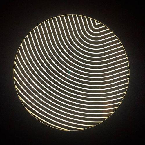 Minimalism Seoul Seoul_korea Excibition Daelim Museum Contemporary Art Instalation Black