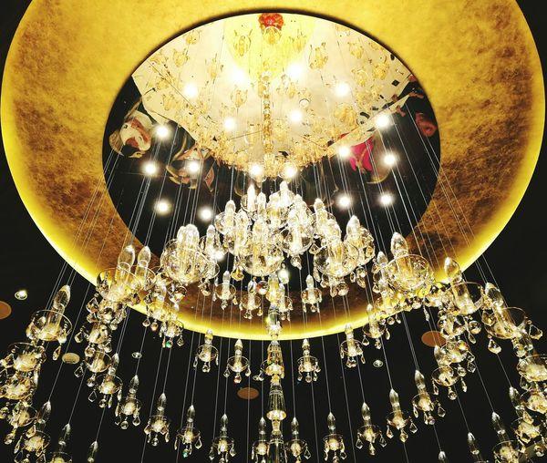 Illuminated Lighting Equipment Indoors  City Life P9 Huawei