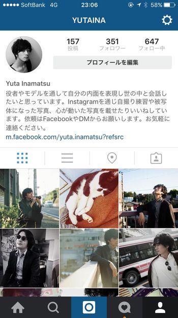 Instagramもしているので良かったこちらもよろしくお願い致します。 Instagram