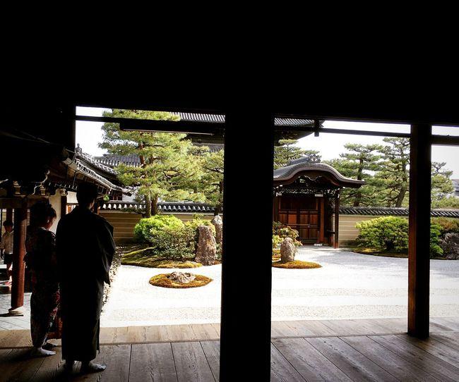 建仁寺 京都 Kyoto Travel Destinations Japanese Garden Enjoying Life Relaxation Kyoto Garden Kyoto, Japan 3XSPUnity Relaxing Hello World Lifestyles Architecture Built Structure