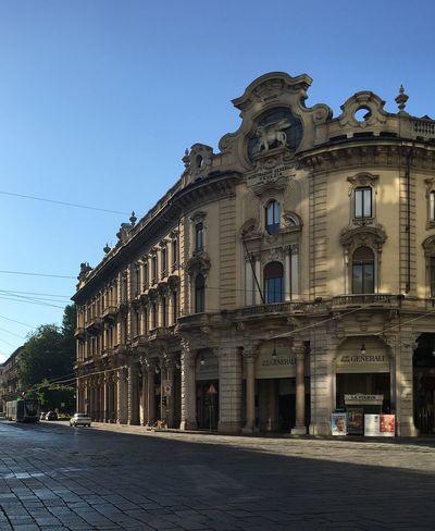 P.zza Solferino - Torino