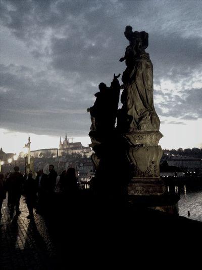 EyeEm In Prague Charlesbridge