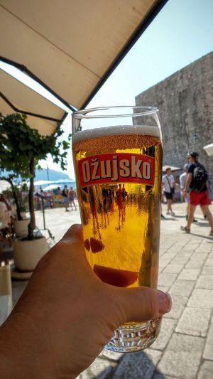 Croatian Beer Beer Beer Glass International Beers