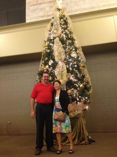 Merry Christmas! Mom and Dad :)