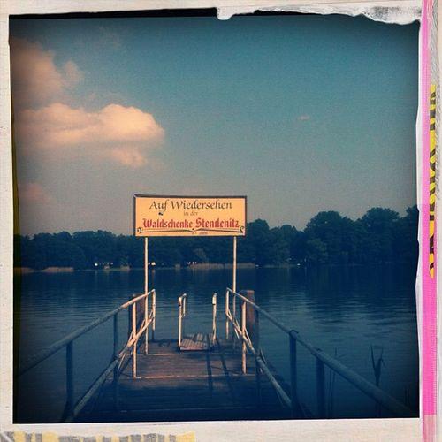 #brandenburg #stendenitz #bootsanleger #boot #dampfer #waldschenke #zermuetzelsee #germany #see #lake #landscape #boat