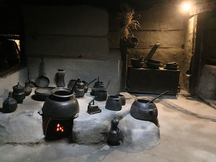 Indoor pic of Baltit Fort Hunza Man Made Object Crocrey Traveling Hidden Gems  Antiquities History Taking Photos Karimabad Hunza Hunza Valley Pakistan Indoors  Capture The Moment Architecture