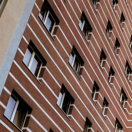 Marzahn Marzahn Berlin Deep Architecture orange platte ost architecture urban blockhouse