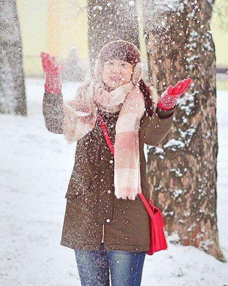 Today Dzisiaj Sesja Park Session Zima Winter Cold Nowy Rok śnieg Snow Trees Beautiful Beauty Day Nature Natura Krajobraz Landscape Polishgirl Polska Moda Fashion Ootd polandlikeforlikel4lf4f