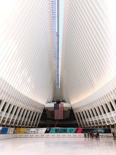 Today's Hot Look Path Station WTC Pathstation WTC Oculus WTCOculus Structure Structures White Places I've Been White Structure Enjoying The Moment NYC Street Photography Capture The Moment My View City Life Taking Photo Taking Photos NYC Street New York City NYC NYC Photography Memorial Enjoying The View New York