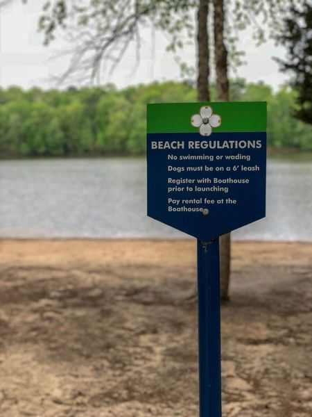 The beach has regulations Nature Photography Nature_collection Signs Cary,North Carolina Park Nature Waters Edge Rules Regulations Water Sign Beach