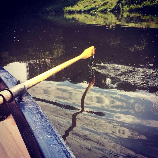 Castleaxing] Castle Rowing