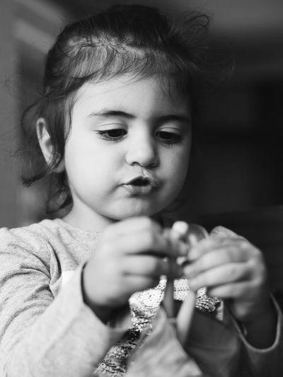 Blackwhitephotography Blackandwhite Black & White Portrait Girl Child Childhood Childlife