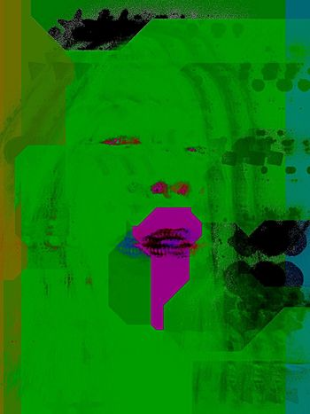 Kisses and words not spoken nor given are coming down my lips. Mint By Motorola Abstractions In Colors NEM Avantgarde My Unique Style NEM BadKarma NEM Self Abstract Wishing Wednesday Was Friday Behind The Masks Decim8
