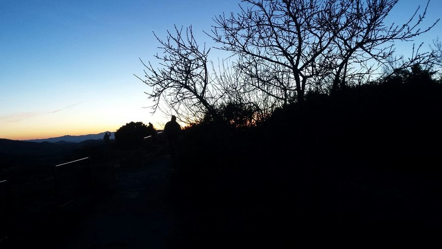 Photooftheday Sun Sky And Trees Paisatges Catalans Good Times Siurana