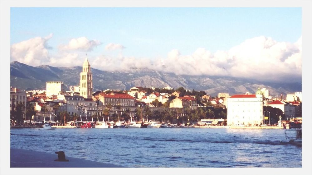 Split Summer Croatia Sea
