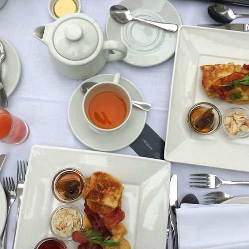 Hotel Breakfast French Toast Good Morning