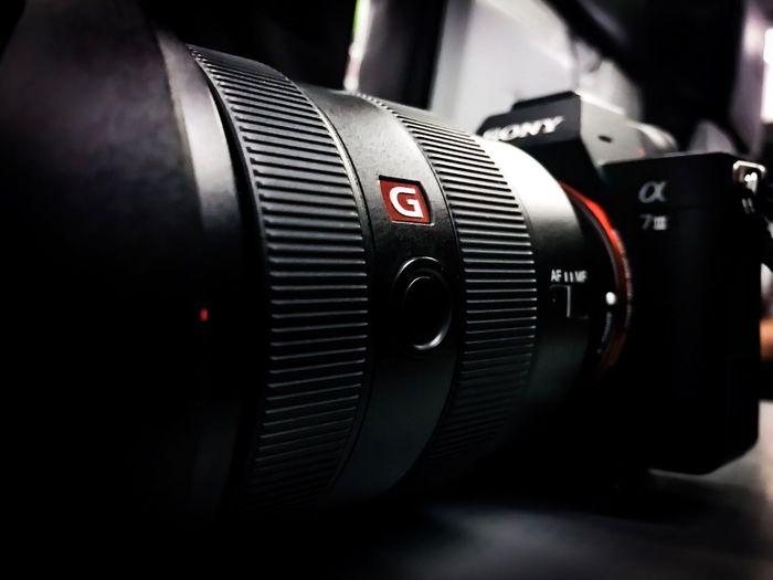 Sony a7iii Lens