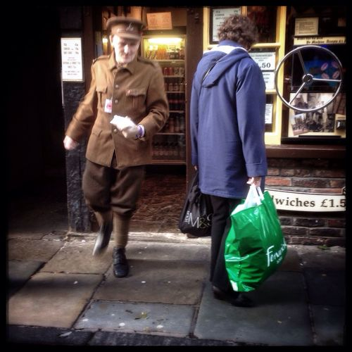 soldier boy Streetphotography