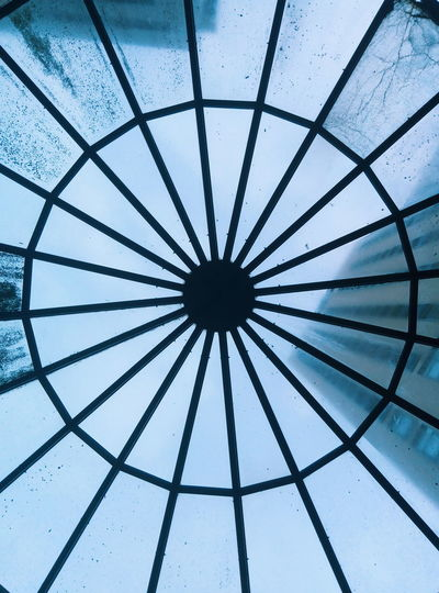 Architecture Sky No People Full Frame Indoors  Oporto, Portugal Oportolovers Day Sadday Rainy Days Low Angle View Concentric Pattern Close-up Backgrounds Silence First Eyeem Photo First Eyeem Photo