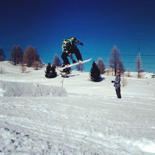 Vars Snowboard France Happy yeaah!!!