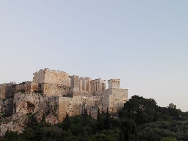 History Architecture Tree Sky Day Travel Destinations Outdoors Tourism Greece Athens Athens, Greece Athens City Acropolis View Acropolis, Athens End Of The Day Sunset Greek Mythology Winter Day EyeEmBestPics EyeEm Best Shots EyeEm Gallery The Week Of Eyeem EyeEm Architecture Marble