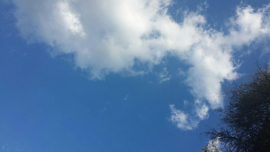 Summer Views Blue Sky Laquila Cielo Meraviglia