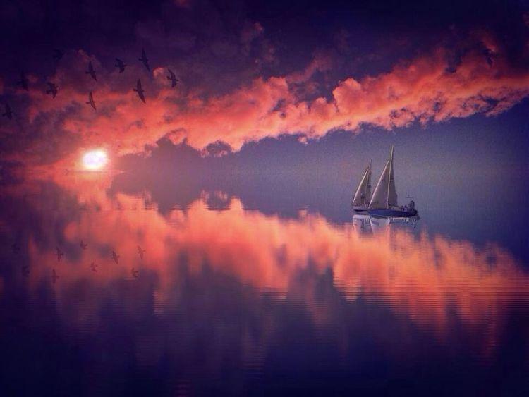 Sailing home The Illusionist - 2014 EyeEm Awards