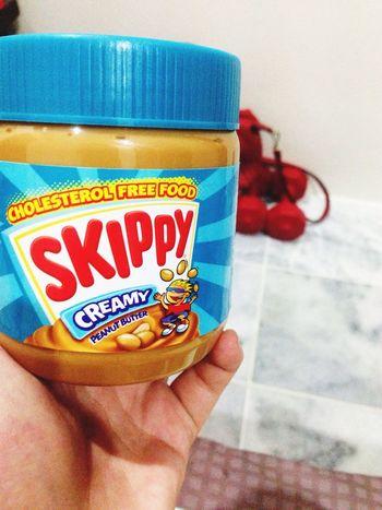 Peanut Butter Skippy Cholesterol Free arghhhh diet